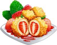 Recipe-Strawberry Cheese Dumplings