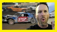 awesome Watch BIRTHDAY AT THE DEMOLITION DERBY (Day 1694)