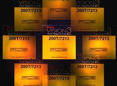 Pellicules Super 8 Vision 3