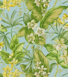 Home Decor Indoor/Outdoor Fabric-Tommy Bahama Paradise Point / Coconut, , hi-res
