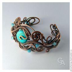 bracelet wire wrap