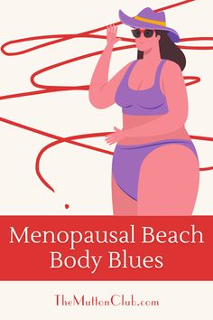Has menopause got you worrying about what you might look like on the beach? You're not alone! But you really don't need to worry because any body is a good body! Read here for some great tips on how to cope with the menopausal beach body blues! Read this now or pin for later! Menopause Symptoms, Life Plan, Hormone Balancing, Healthy Eating Tips, Nice Body, Beachbody, No Worries, Blues, Exercise