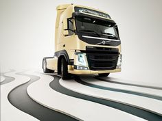 Volvo Trucks is one of the largest truck brands in the world. Large Truck, Volvo Trucks, Company News
