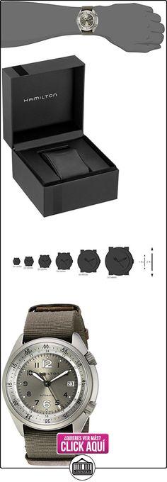 Reloj de pulsera para hombre - Hamilton H80405865  ✿ Relojes para hombre - (Lujo) ✿ ▬► Ver oferta: https://comprar.io/goto/B00M7345JK