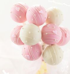 dreaming in pink Chocolates, Lolly Cake, Ice Cream Cone Cake, Pastel Candy, Birthday Cake Pops, Baby Shower Cake Pops, Partys, All Things Cute, Candy Buffet