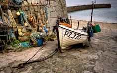 Sennen Cove, Cornwall, UK