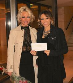 Pamela Anderson Yana Watson Rusinovich #govegan