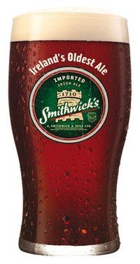 Smithwick's Brewery / Irish Ale Ireland Irish Red Ale | 4.50%