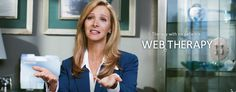 web therapy | WEB THERAPY: Lisa Kudrow remains hilarious