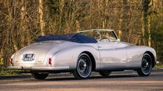 Alfa Romeo 6C 2500 Cabriolet, that were made between 1925 and 1954 by Alfa Romeo. 6C refers to a straight 6 engine. Bodies for these cars were made by coachbuilders such as James Young, Zagato, Touring, Castagna, and Pininfarina.