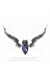 Alchemy Gothic - Halskette mit Anhänger - Stryx