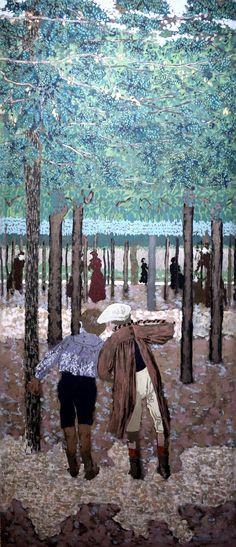 Edouard Vuillard. 1868-1940. Paris. (by jean louis mazieres)