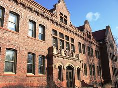 Perkinson Music Center at Millikin University in Illinois was opened in 1912.
