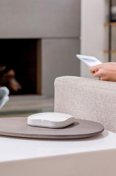The Eero Wi-Fi system promises to bring Wi-Fi to every nook and cranny in a house and even extends to the backyard.