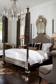 Ebanista Prado Bed from Collection Ten.