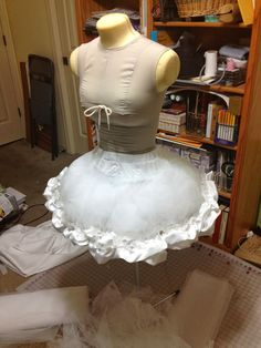 Danisaurz's Blog: Part 1: Madoka Petticoat