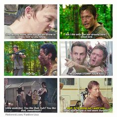 Daryl Dixon, The Walking Dead
