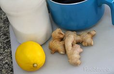 PANELATERAPIA - Blog de cocina, comida y recetas: Homemade Soda Jengibre (Ginger Ale)