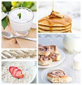 Zone Diet Breakfast Recipes