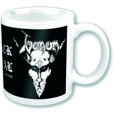 Venom- Black Metal coffee mug
