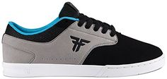 Fallen The Vibe Skate ShoeBlackCement Grey11 M US ** Check this awesome product by going to the link at the image.