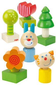 HABA - Erfinder für Kinder - Lilo and Tom in Habaland - Play Worlds - Wooden toys - Toys & Furniture