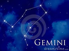 Constellation Gemini