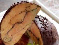 Bonbons de foie gras du Périgord au cacaoDécouvrez la recette des bonbons de foie gras du Périgord au cacao.