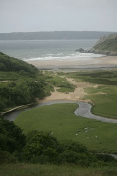 Missing this view - Gower, Swansea, Wales
