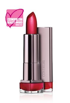 In Flame 300- It's almost a neon red with a hint of pink. Lev loves when I wear this shade. I've suddenly become a cool mom.