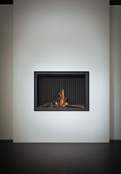 Piet boon Fireplaces by TULP, STRIPS