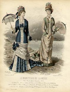 Le Moniteur de la Mode, 1877