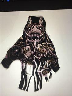 cerberus the three headed hellhound drawings pinterest tattoo and tattoo ink. Black Bedroom Furniture Sets. Home Design Ideas