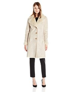Tommy Hilfiger Women's Long Sherpa Coat with Faux Fur Lin... https://www.amazon.com/dp/B011Z7C3WO/ref=cm_sw_r_pi_dp_x_6rB-xb4G8K87K