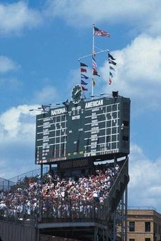 Wrigley Field. Been there. Done that.