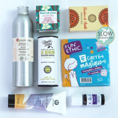 BOX DÉCOUVERTE SLOW COSMÉTIQUE Creme Anti Age, Routine, Personal Care, Beauty, Wrinkle Remover, Everything, Cocoa Butter, Box Sets, Self Care