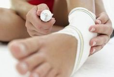 Exercises can strengthen and rehabilitate torn ligaments in your ankle as well as the muscles that surround these ligaments. Partially and fully torn ligaments can also be referred to as ankle sprains. Warm-ups, stretching and balance and strength exercises can help you avoid torn ankle ligaments.