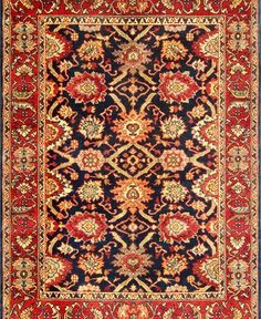 The Heriz Collection By Safavieh Displays Fine Hand Knotted Persian Rugs Made Of Pure Wool And Styled With Clic Patterns In Colors