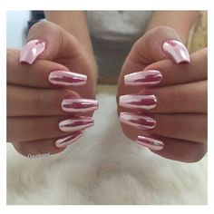 To see more follow @Kiki&Slim ❤ liked on Polyvore featuring nails
