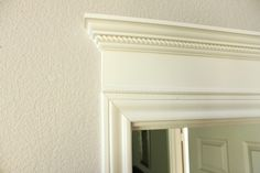 ༺༻  Crown Molding Adds Equity to Your Home Besides Beauty. IrvineHomeBlog.com ༺༻  #Irvine #RealEstate   crown on doors