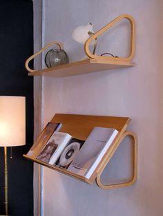 Alvar Aalto Shelves image 4                                                                                                                                                                                 More