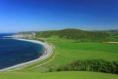 Tanybwlch Beach, West Wales