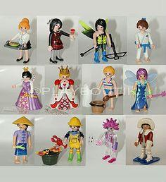 figure playmobil 6841 serie 10 complete
