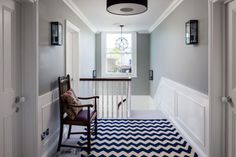 Imperfect Interiors redesign and renovate double-fronted detached Victorian house in East Dulwich, London. Upstairs Bathrooms, Interior Garden, Red Bricks, London, Victorian Homes, Entryway Decor, Designer, Home And Family, Hallways