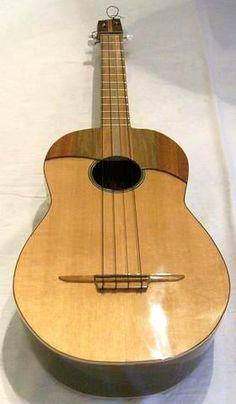 Luthier Eduardo Fioravanti - Cuatros