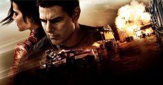 Tom Cruise não gosta de ser observado em novo clipe de 'Jack Reacher: Sem Retorno'