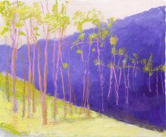 Paintings - Wolf Kahn www.cullowheemountainarts.org