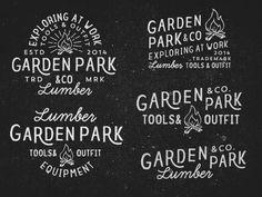 Garden Park by Jorgen Grotdal