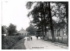Kerkstraat van de Bergschool