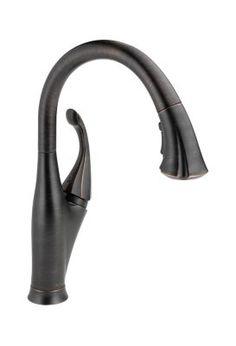 9192 DST Addison Single Handle Water Efficient Pull Down Kitchen Faucet :  Bronze, · Kitchen FaucetsOil Rubbed ...